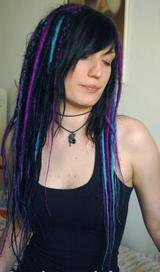 How to make synthetic dreads