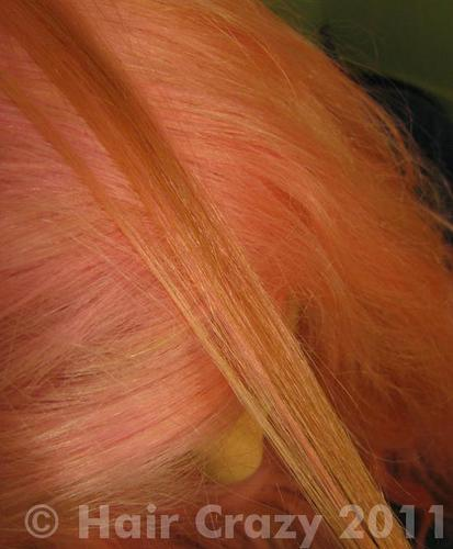 I Need To Fix My Pink Should I Bleach Forums