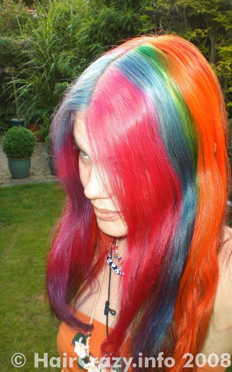 nikishii_vixen -   - Special Effects - Atomic Pink   - Special Effects - Blue Haired Freak   - Special Effects - Limelight   - Special Effects - Napalm Orange