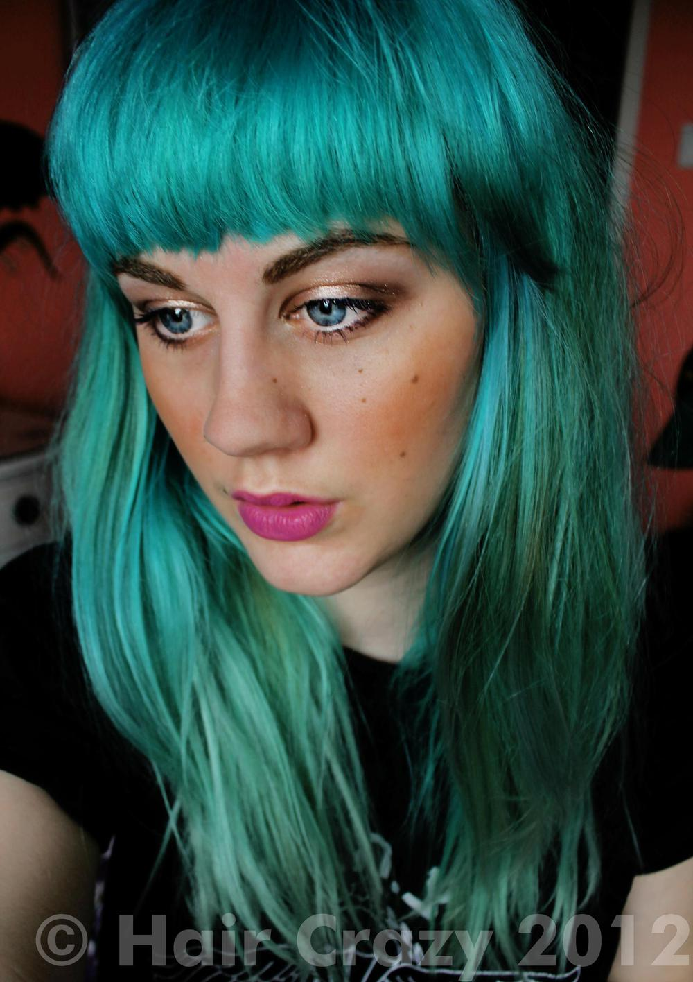 Ceedling S Punky Colour Turquoise Punky Hair
