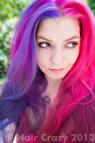 Buy Violet Night Manic Panic Hair Dye Haircrazy Com