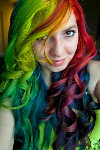 Buy Enchanted Forest Manic Panic Hair Dye Haircrazy Com