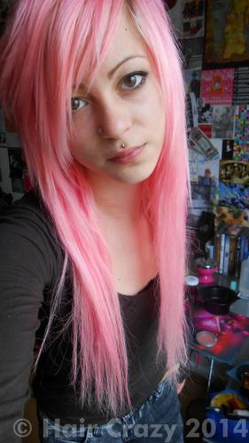 What Colour To Dye Hair: Buy Directions Pastel Pink Directions Hair Dye