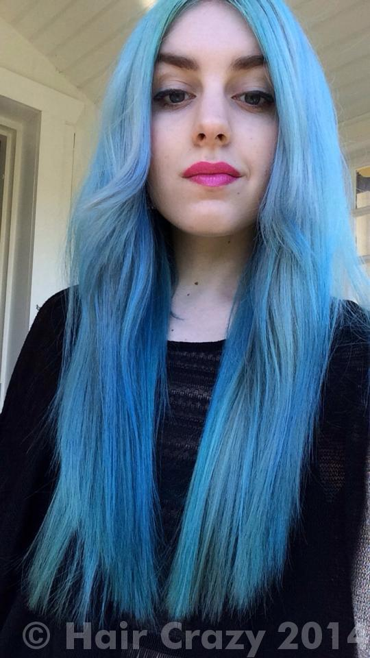 Glittervindar S Directions Turquoise Hair Haircrazy Com