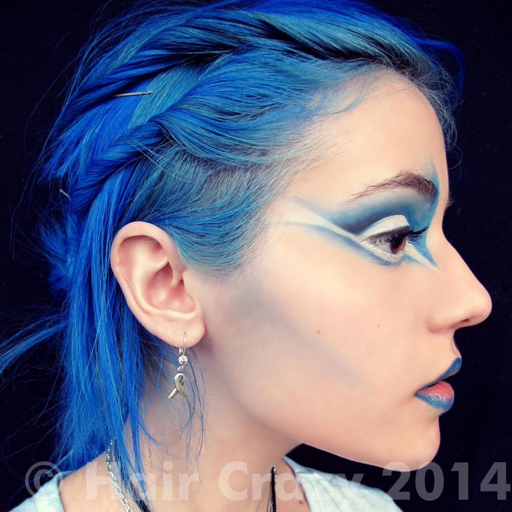 Buy Manic Panic Rockabilly Blue Manic Panic Hair Dye