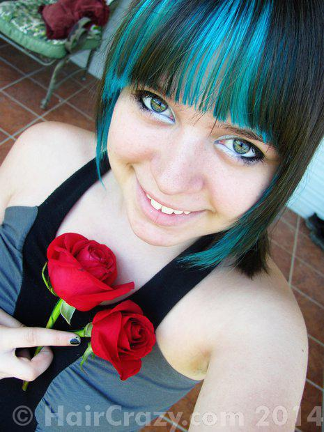 xchristinadeath -   - Tripped Up Turquoise