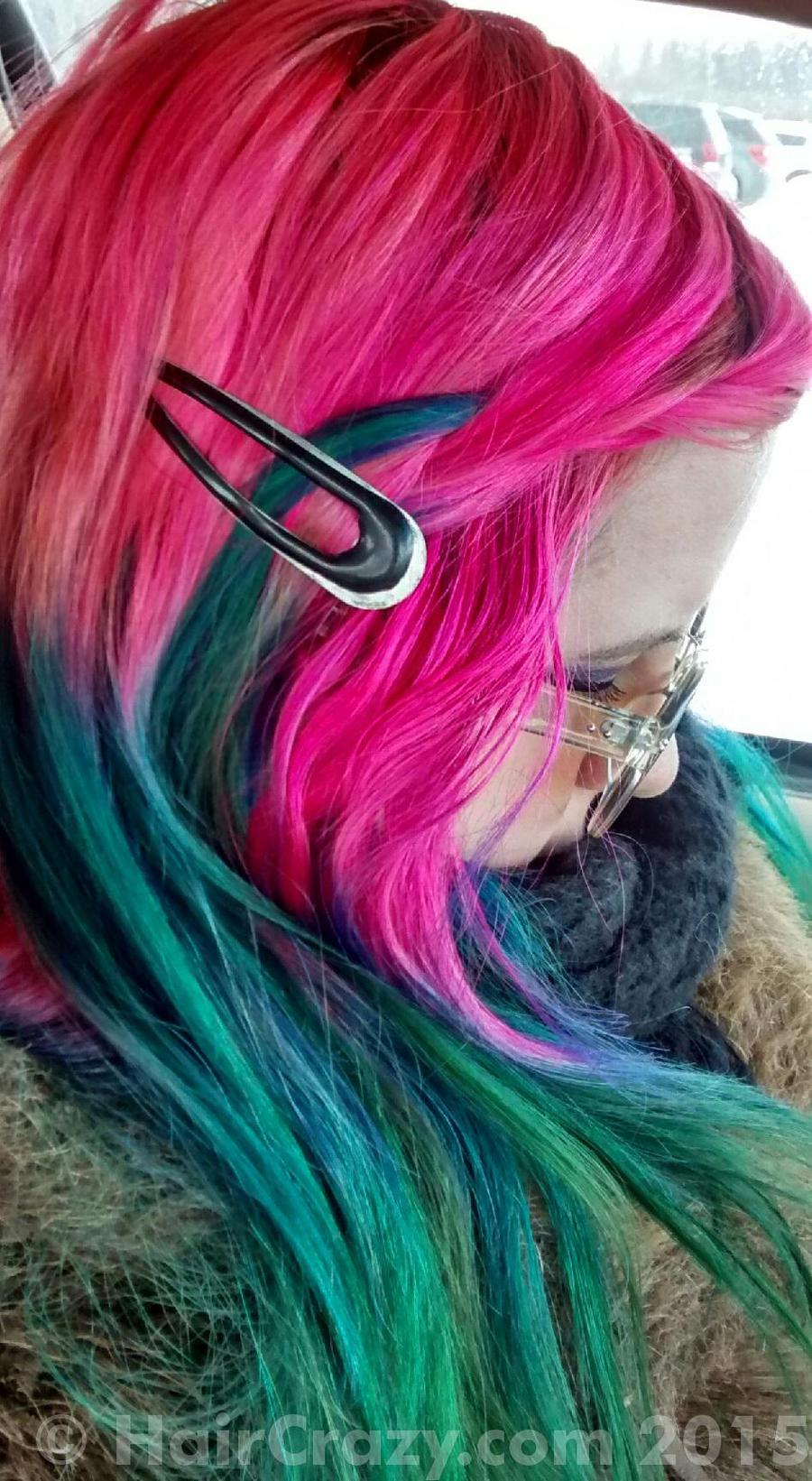 moonqueen -   - Manic Panic Atomic Turquoise