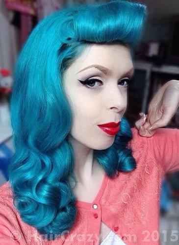 how to get manic panic out of your hair