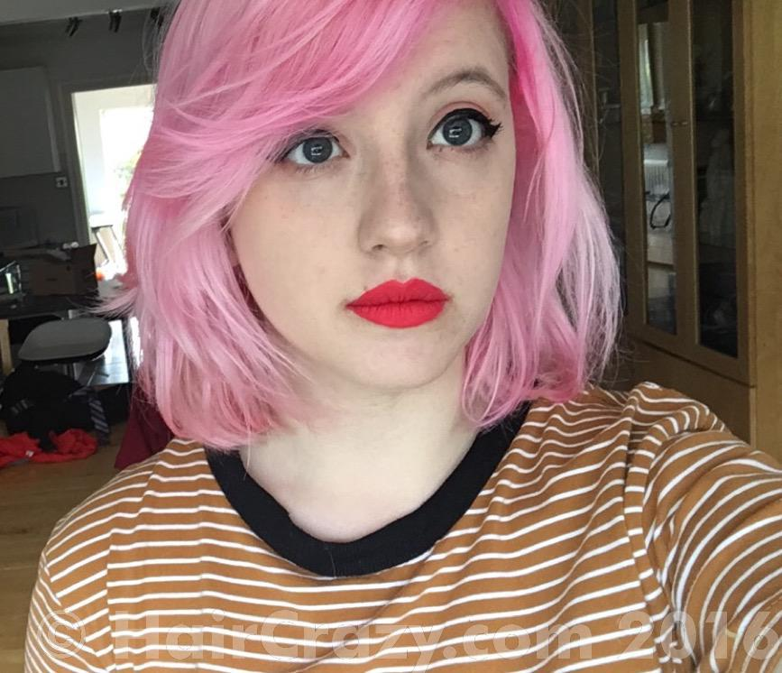 Photo of Manic Panic Cotton Candy Pink