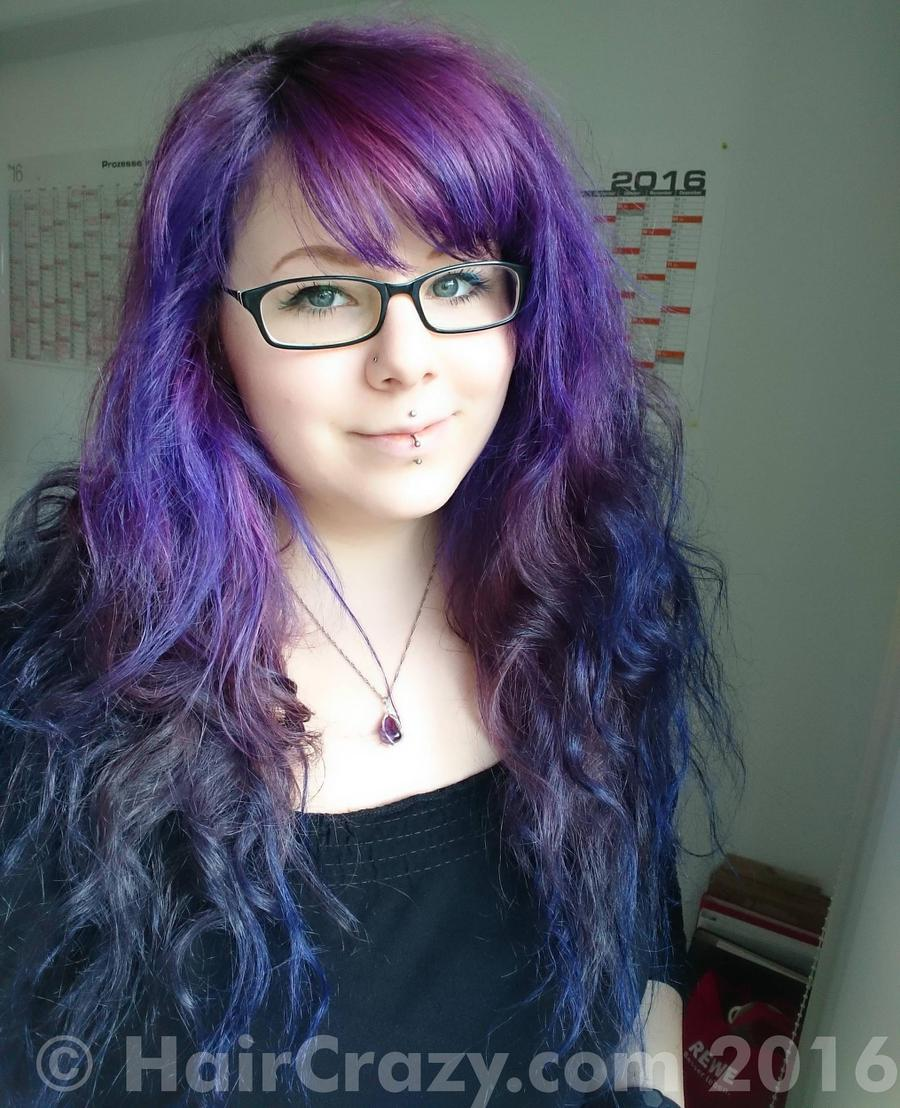 LadyLeighis -   - -   - Directions Midnight Blue   - Directions Poppy Red   - Directions Violet